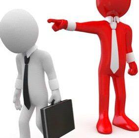 """Un despido tras testificar en juicio """"contra"""" su empresa."""